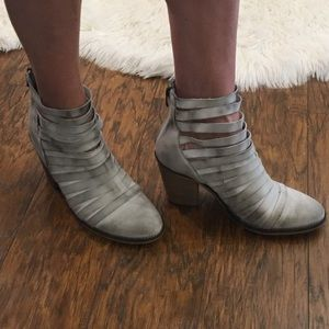 Free People Ankle Bootie